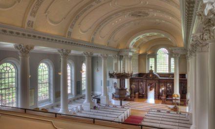 Harvard University chapel restoration project among 33 IFRAA award recipients