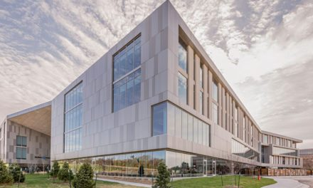New Burns & McDonnell world headquarters building reflects firm's growth, culture and passion for design-build