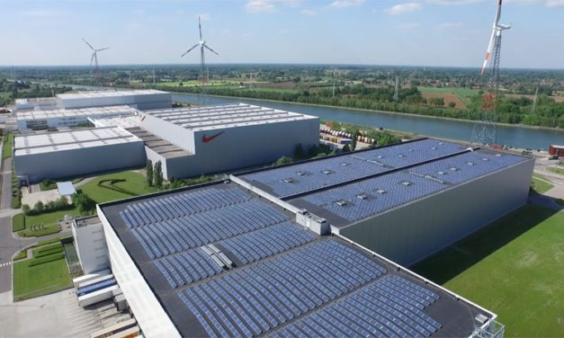 NIKE, Inc. unveils its most advanced, most sustainable distribution center