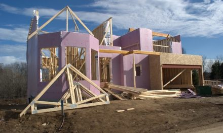 Housing starts come to life in April, rising 6.6 percent from a chilly report in March