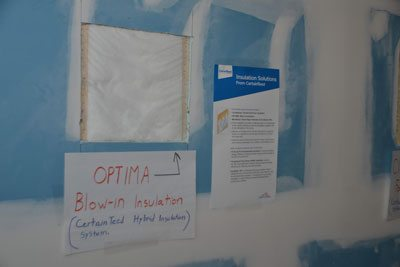 Materials Used In Saint Gobain And Youthbuild Philadelphia