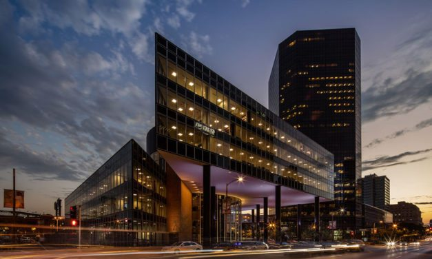 Spire Building earns LEED Gold Certification