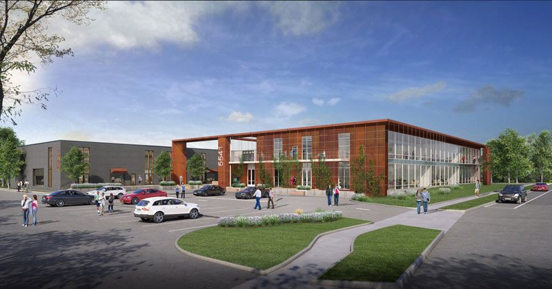 Boulder's first cross-laminated timber building to be erected in South Boulder