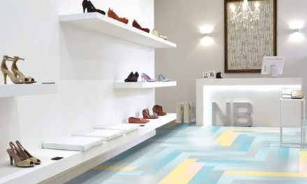 Tarkett brings art to flooring through collaboration with top designers