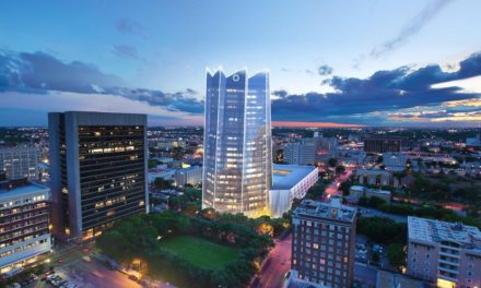 Weston Urban reveals renderings for San Antonio's new Frost Tower