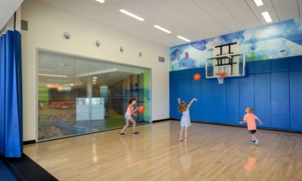 Seattle Children's South Clinic recipient of Category D AIA National Healthcare Design Award