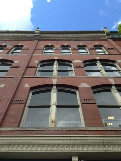 """Before"" image of the University of Washington-Tacoma McDonald-Smith Building. Credit: Brad Glauser, Wausau Window and Wall Systems"
