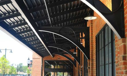 Glen-Gery's Southern Season at Libbie Mill Shopping Center project takes home a Bronze at the 2016 Brick in Architecture Awards
