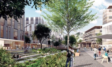 Sasaki and a|911 to use sustainable approach in design of new mixed-use district in León, Mexico
