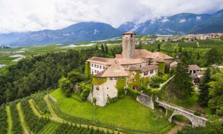 Medieval Italian castle with over 80 rooms to be sold for the first time in history