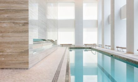 432 Park Avenue, New York's iconic new residential tower, unveils luxury amenities