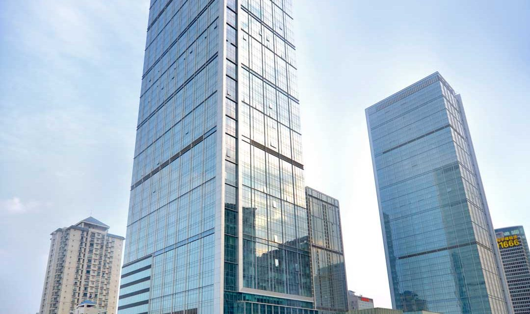 Chengdu Ifs Earns The First Leed Ebom Platinum Certification In