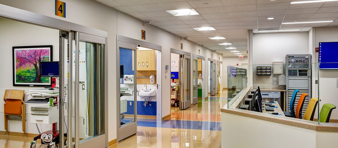 Glen-Gery's Children's Hospital of Michigan project was awarded the Silver in the Healthcare Category at this year's Brick in Architecture Awards from the Brick Industry Association (BIA). A combination of child-focused design and energy-efficiency, this project delivers a sustainable environment in both form and function.