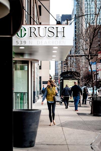 Rush River North Medical Center urban setting. Credit: ERDMAN
