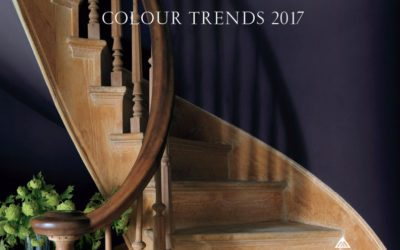 "Benjamin Moore reveals ""Shadow"" as its Colour of the Year 2017"
