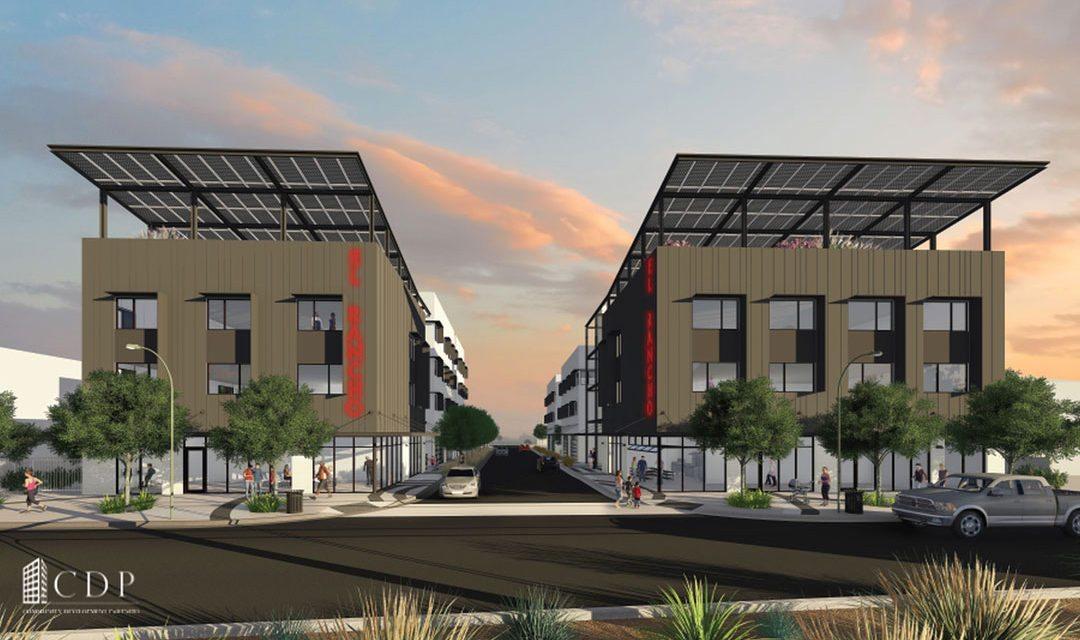 Community development partners breaks ground on El Rancho II
