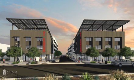 Community development partners breaks ground on El Rancho II