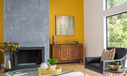 "Dunn-Edwards Paints names ""Honey Glow"" Color of the Year for 2017"