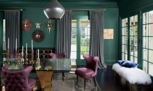 """Pratt & Lambert Paints names """"Leafy Bower"""" the 2017 Color of the Year"""