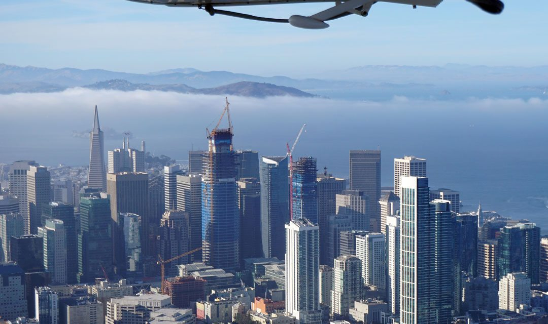Salesforce Tower Becomes The Tallest Building In San