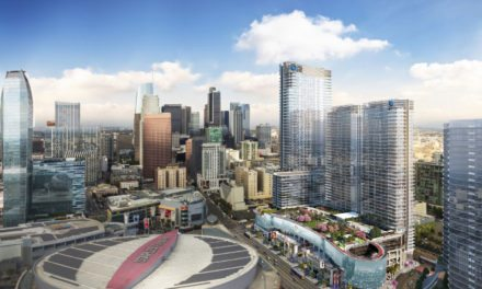 Oceanwide Plaza: Downtown Los Angeles' newest residential, shopping and entertainment destination