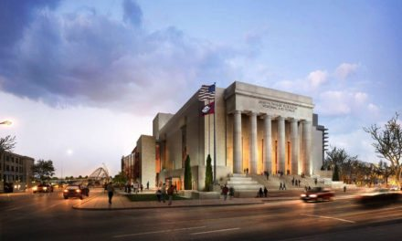 Little Rock celebrates the grand re-opening of its historic Robinson Center