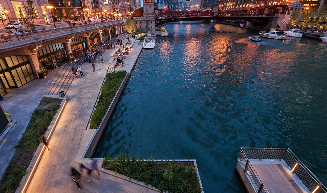 Sasaki And Ross Barney Architects Complete Chicago