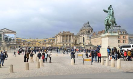 Palace of Versailles receives vibration protection