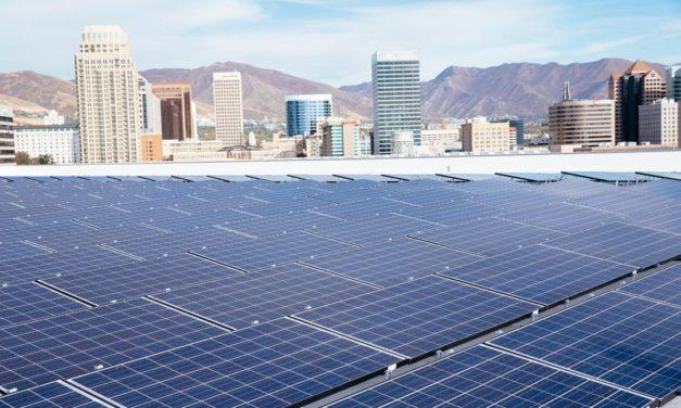 Vivint Solar installs more than 2,700 rooftop solar panels at Vivint Smart Home Arena