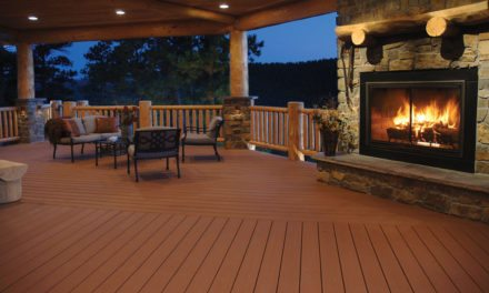 TAMKO announces colors for new envision expression composite lumber
