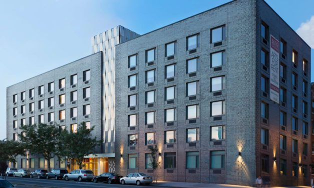 Long Island City's 46-09 Eleventh St. finishes Best in Class with Brick in Architecture Award