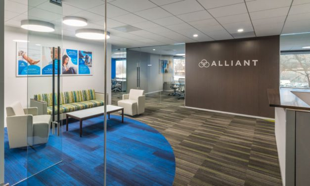 Wright Heerema Architects brings new life to Alliant Credit Union offices