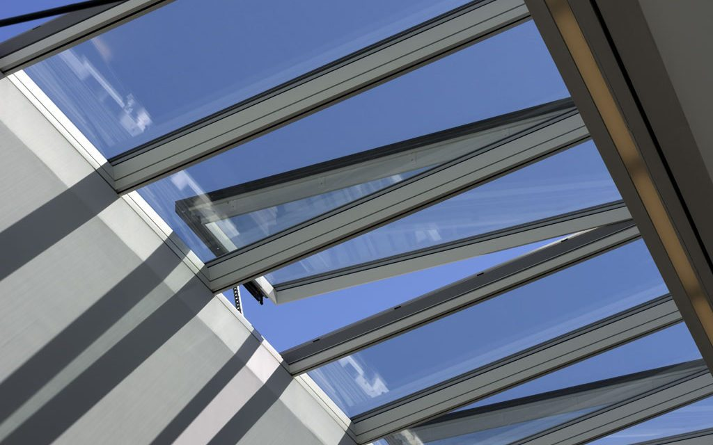Velux Commercial Skylight Selection Provides Choices For