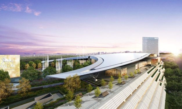 MGM National Harbor first integrated resort in D.C. to achieve LEED® Gold