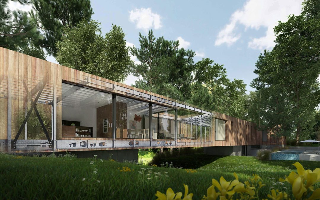 BONE Structure® breaks ground on first project in Los Angeles with award winning Architect Dan Brunn and Dwell