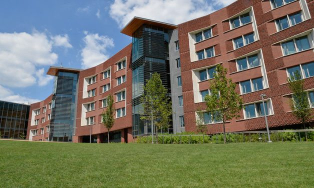 Wausau shapes the University of Pennsylvania's New College House