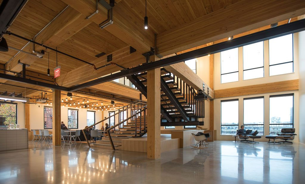 Ankrom Moisan Architects Relocates Founding Portland