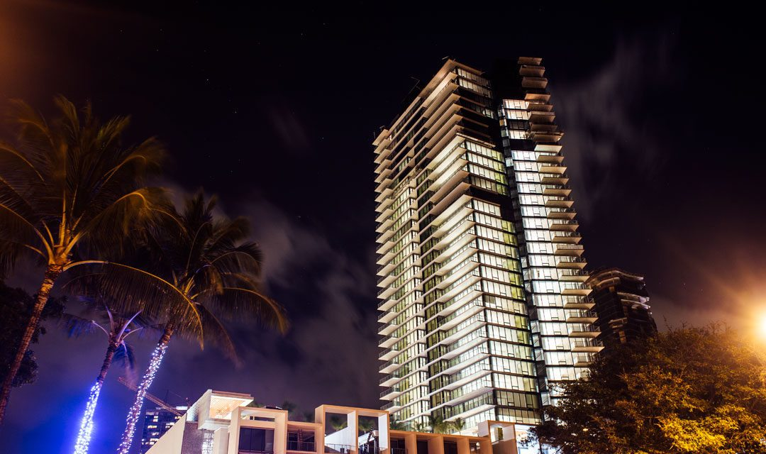 Ward Village Hawaiis Only Leed Nd Platinum Certified Project