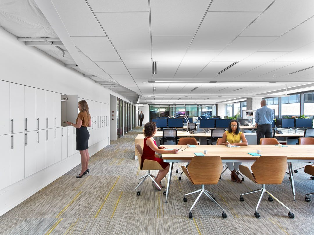 American Society Of Interior Designers ASID National Headquarters Office Earns LEED Platinum Certification