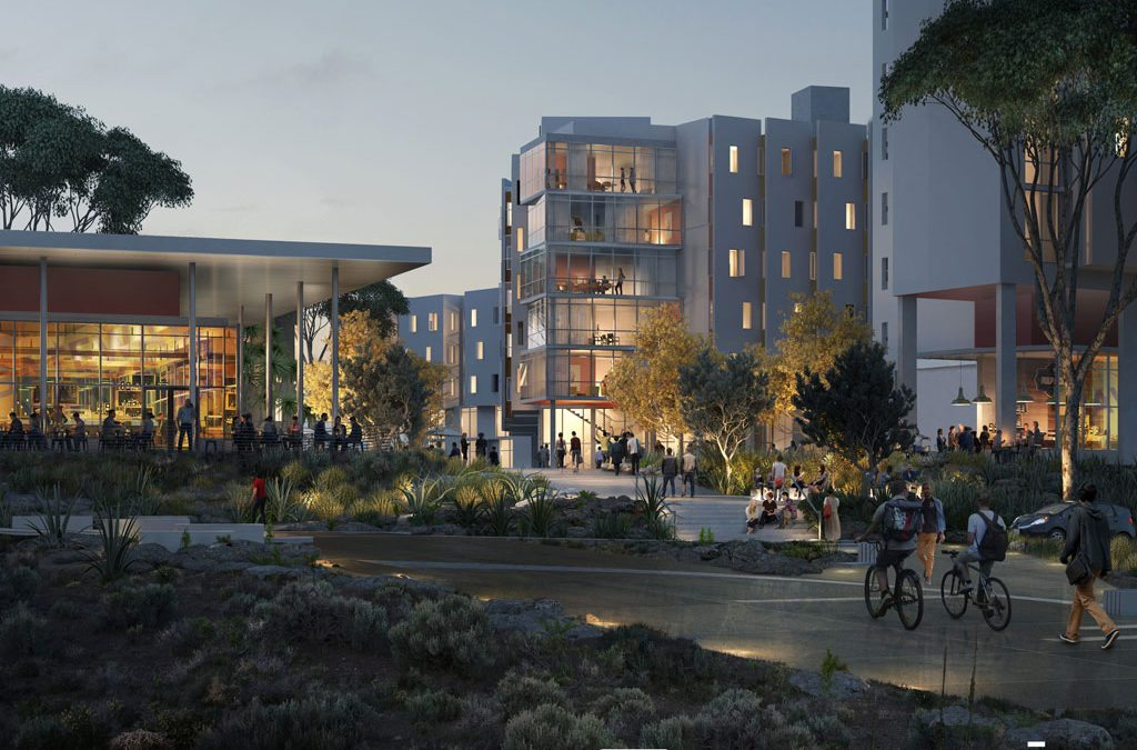 Hensel Phelps | Mithun awarded UC San Diego Student Housing project