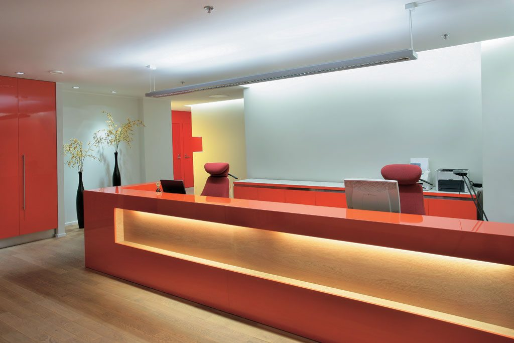 Understanding the impact that color has on healthcare spaces, PPG develops a specific healthcare color trends report each year. Credit: PPG PAINTS™