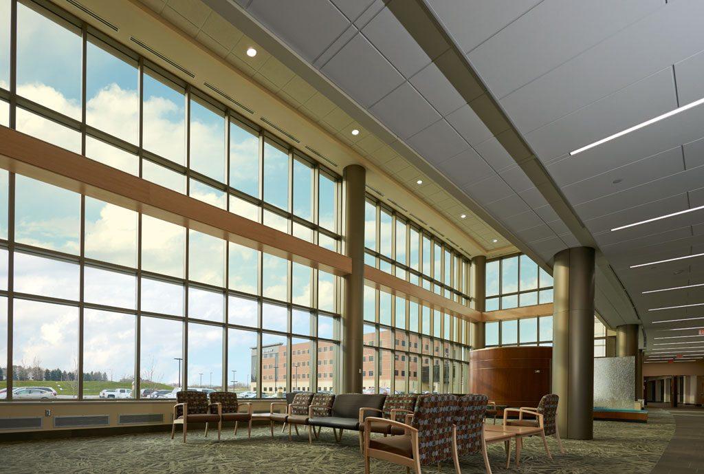 Fairview Ridges Hospital. Copyright: Gamut One.
