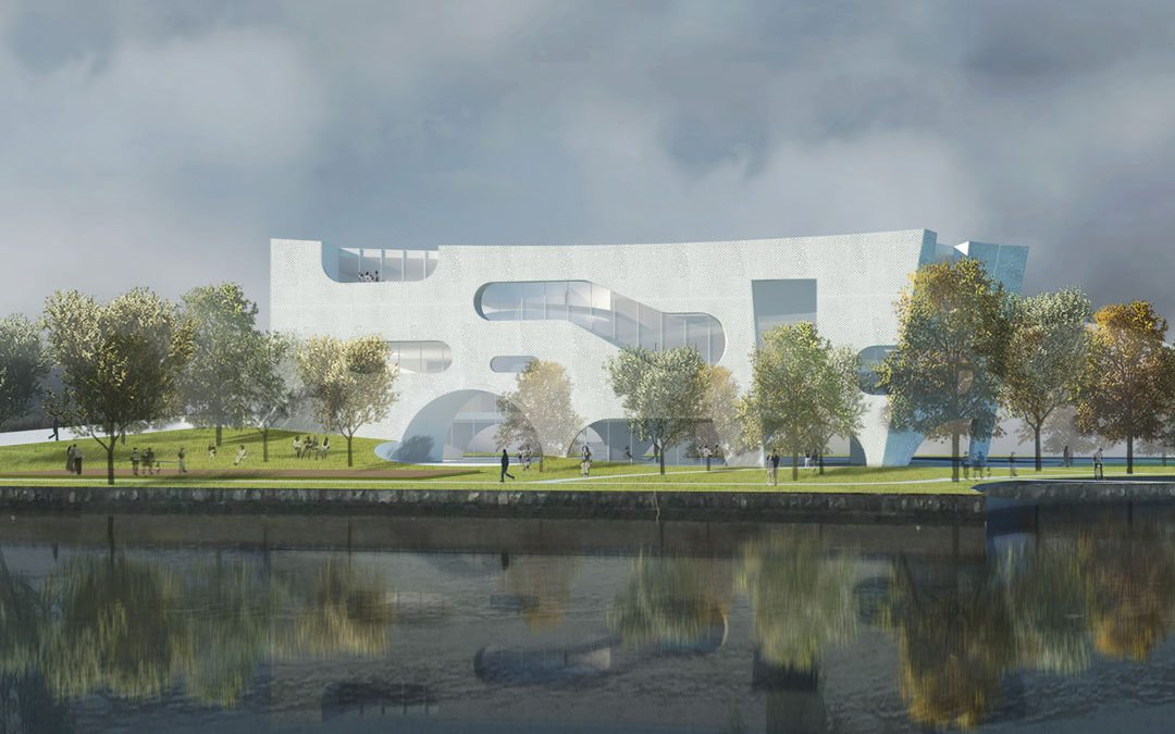 Steven Holl Architects' design approved for Shanghai Cultural and Health Center
