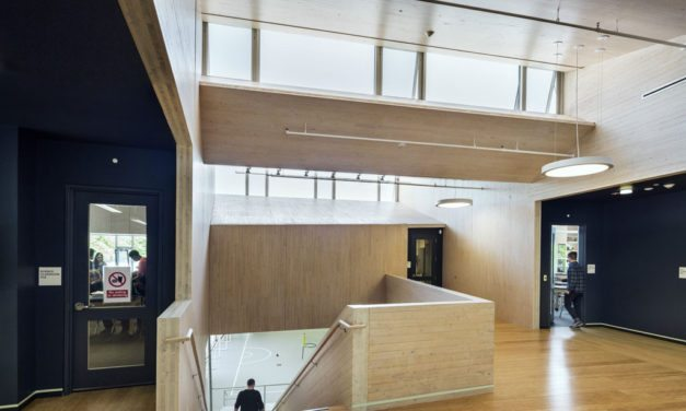 Wood offers high-performance, cost-effective option for school construction