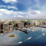 Additional square feet awarded to architects and designers for Phase 2 construction of the Wharf