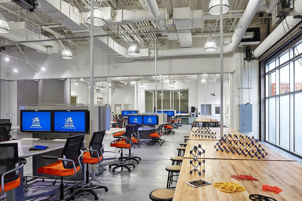 Drexel innovation neighborhood project complete