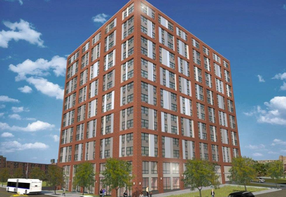 Omni New York LLC celebrates opening of LEED-Certified affordable housing