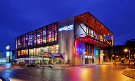 Tubelite helps ArtsQuest Center transform historic Bethlehem Steel Mill