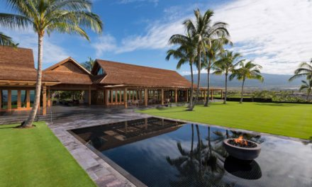 Big Island community Kohanaiki employs sustainable building strategy with new clubhouse
