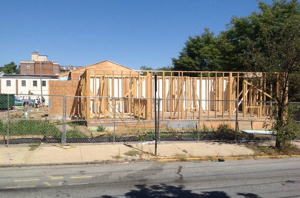 Habitat for Humanity cuts down on construction Time with LP® FlameBlock® Fire-Rated OSB Sheathing